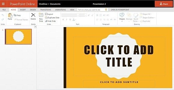 widescreen badge template for powerpoint online