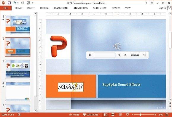 ZapSplat free sound effects