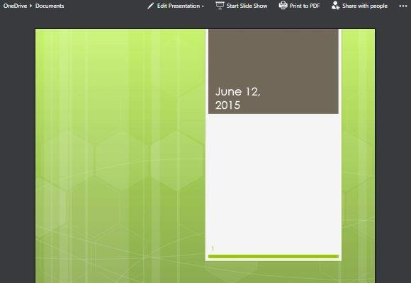Clean Sleek And Modern Powerpoint Template Fppt