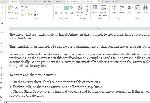 Easy To Follow Instructions For Rsvp Surveys Fppt
