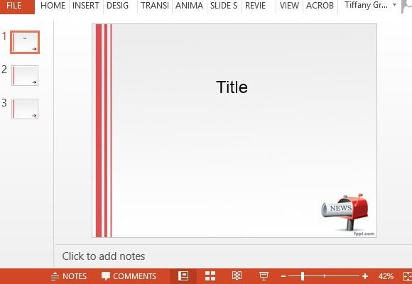 newspaper-template-powerpoint-template-for-all-types-of-slideshows