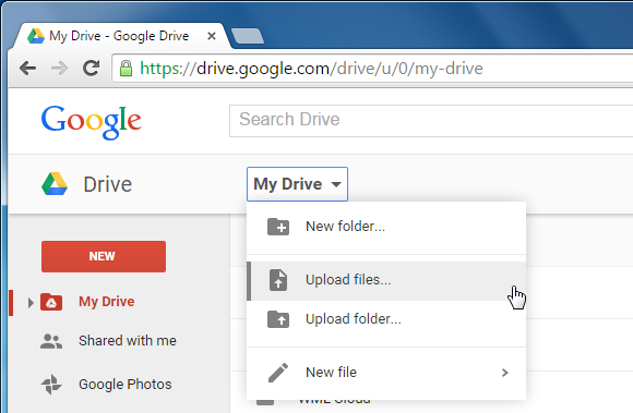 how to convert powerpoint files to google slides format