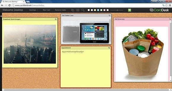 Organize Evernote notes