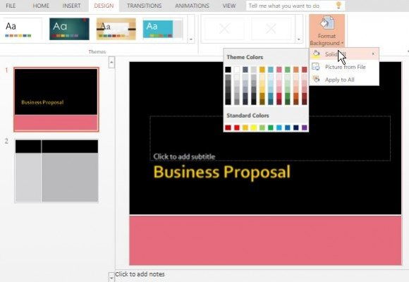 Module powerpoint template for How to design your own powerpoint template