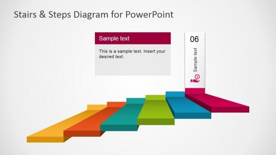 editable-steps-and-stairs-diagram-powerpoint