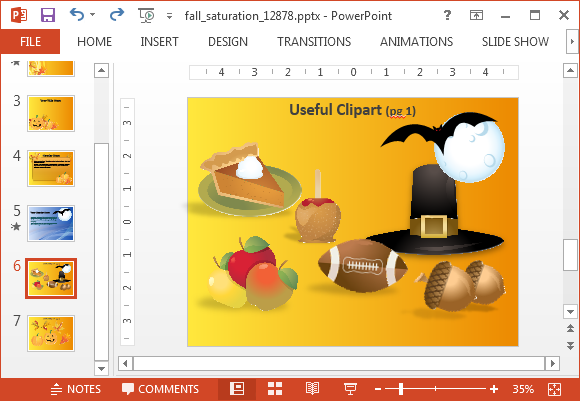 Fall clipart images
