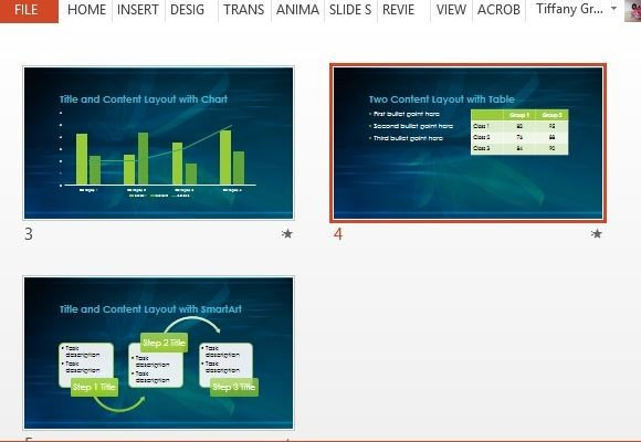attractive-blue-themed-template-with-predesigned-slide-layouts