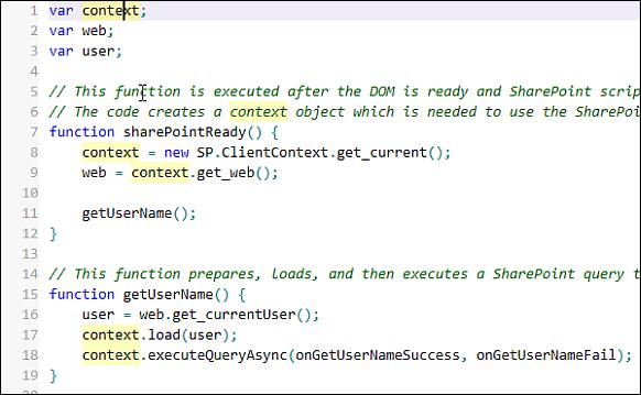 Coding with Napa