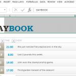 keep-an-organized-and-chronological-logbook