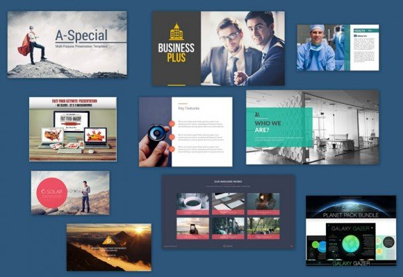 15 amazing keynote templates for presentations in 2016, Modern powerpoint