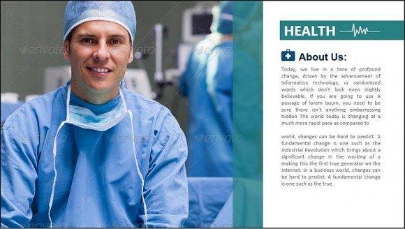 Health Keynote template