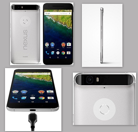 Nexus 6P specifications