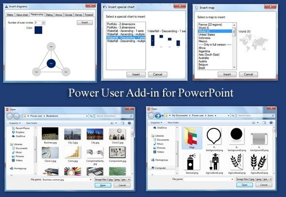 Resultado de imagen de Power-user for PowerPoint and Excel