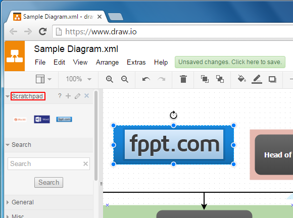 Draw Io Free Online Drawing Software Flowchart Maker