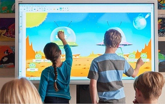 Using Powerpoint Presentations With Smart Board Interactive Whiteboards