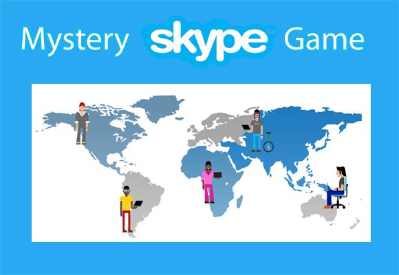 Mystery Skype Game
