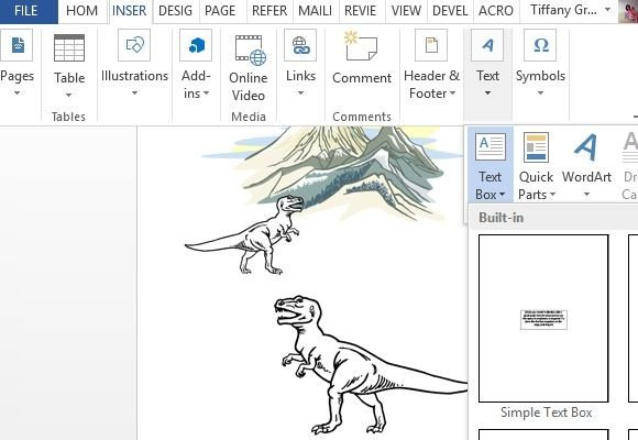 add-text-to-write-exciting-dinosaur-stories