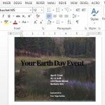 create-your-earth-day-event-flyers-and-posters-using-this-tempalte