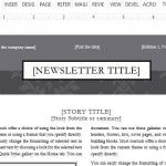 elegant-and-versatile-newsletter-design-template-in-word