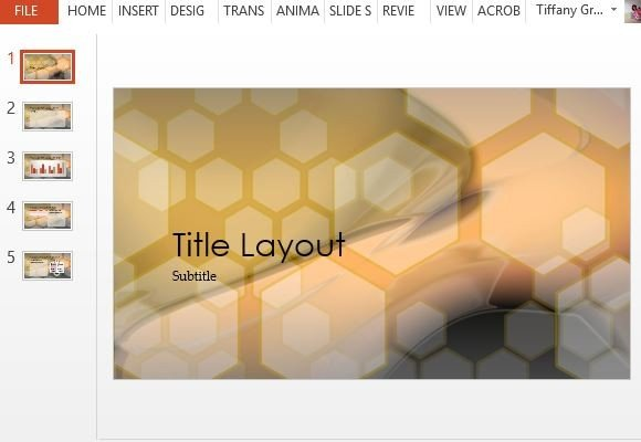 Geometric shapes hexagonal powerpoint template toneelgroepblik Image collections