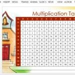 mathematical-table-for-powerpoint-presentations