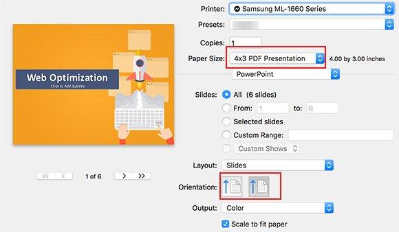 Borderless pdf presentation printing on a mac print on mac without border publicscrutiny Choice Image