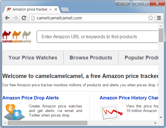 How To Get Amazon Price Alert When Price Drops For A Product