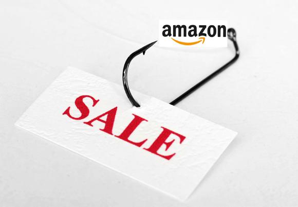 Get Amazon sales alert