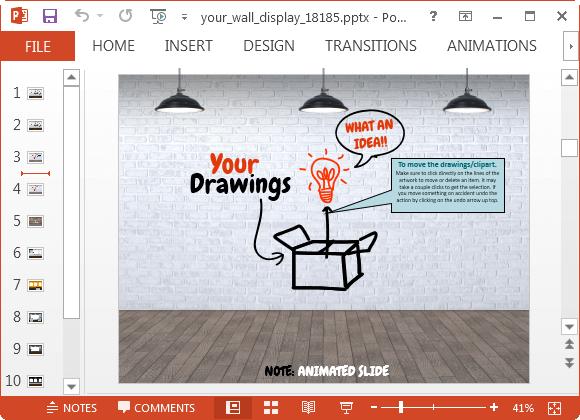 Graffiti slide design fppt toneelgroepblik Gallery