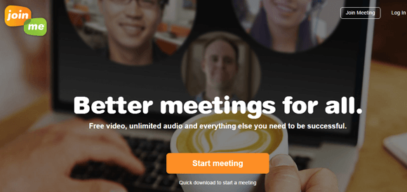 Join Me audio conferencing solution