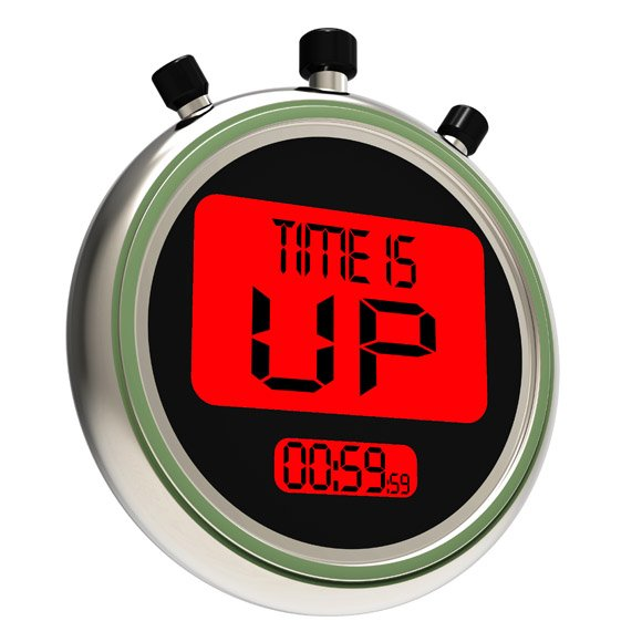 use the google timer widget