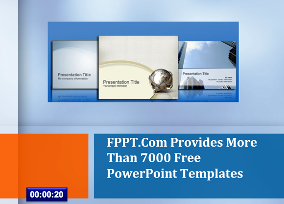 TM Countdown timer for PowerPoint - FPPT