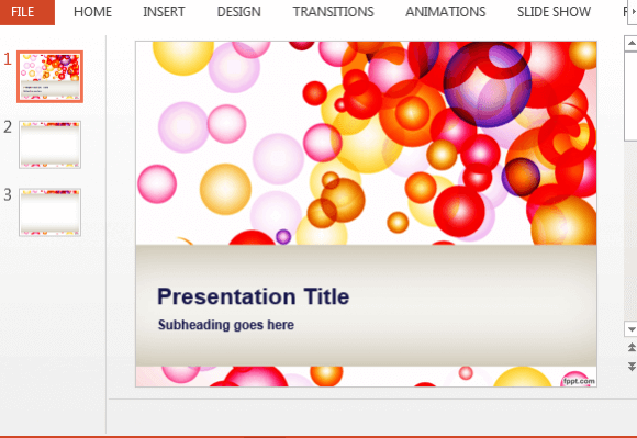 Colorful-bubbles-powerpoint-template-for-all-presentations