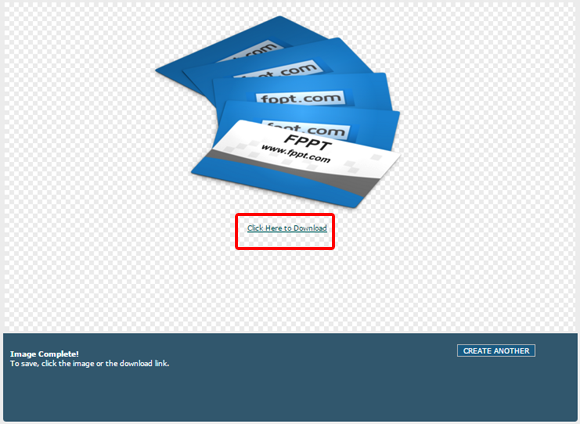 Donwload business card clipart