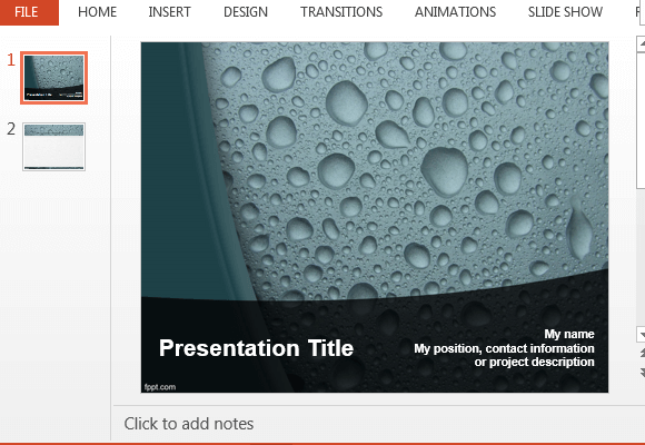 Refreshing-bubbles-in-your-powerpoint-presentations