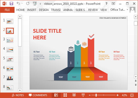 how to make an infographic using powerpoint