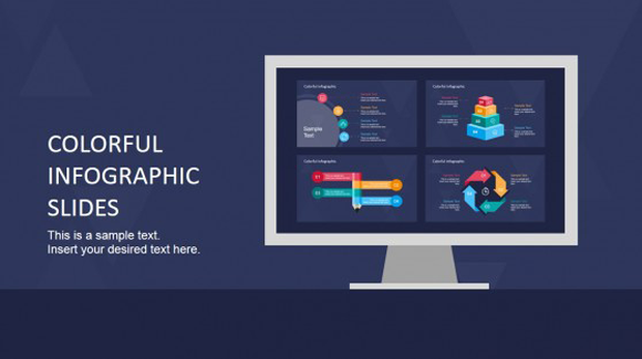 SlideModels infographic templates
