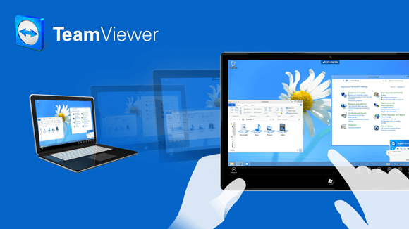 TeamViewer screen sharing software