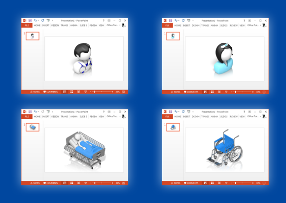 Best medical clipart for PowerPoint