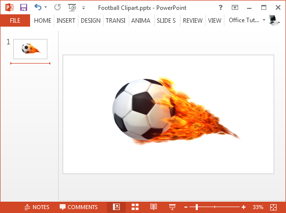 Best football clipart for powerpoint soccer ball flaming clipart toneelgroepblik Choice Image
