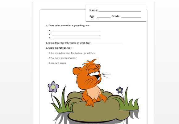 fun-and-interesting-groundhog-day-quiz-page-for-kids