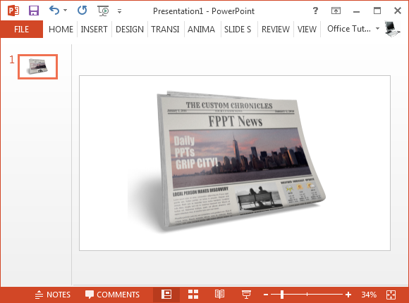 Best Newspaper Clipart For Powerpoint