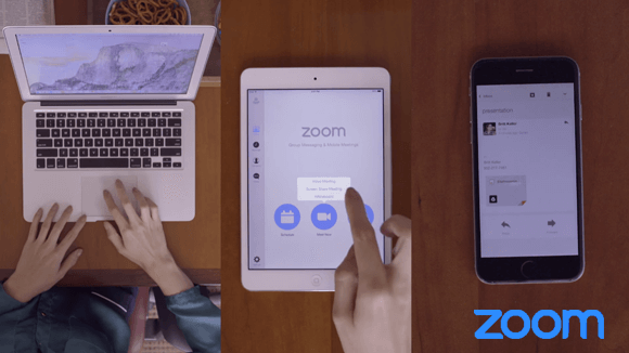 Zoom Brings Free Web Conferencing With Up To 50 Participants