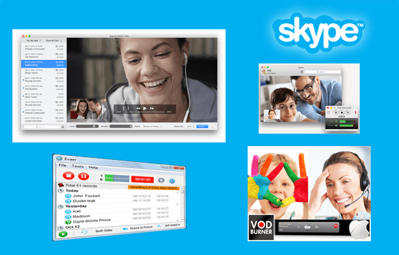 Best tools to record Skype video calls