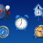 3d animations clock clipart animations for powerpoint toneelgroepblik Image collections
