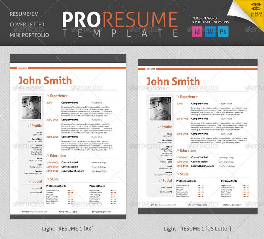 top 11 professional resume templates for making the perfect resume