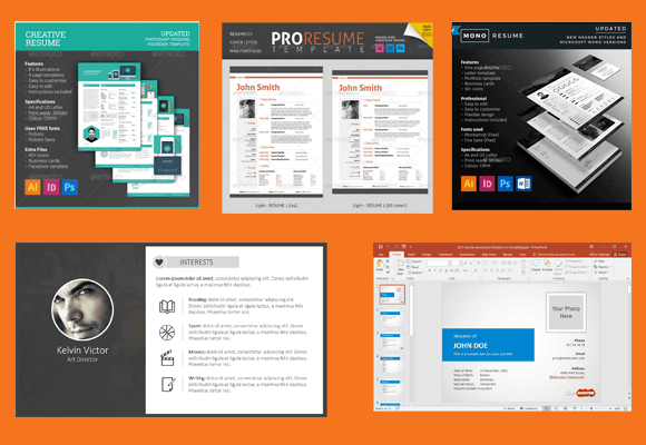 Top 11 Professional Resume Templates For Making The Perfect