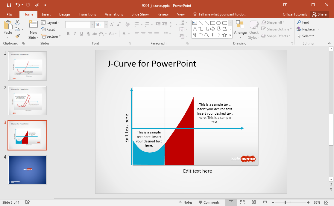 j-curve-diagram-in-powerpoint