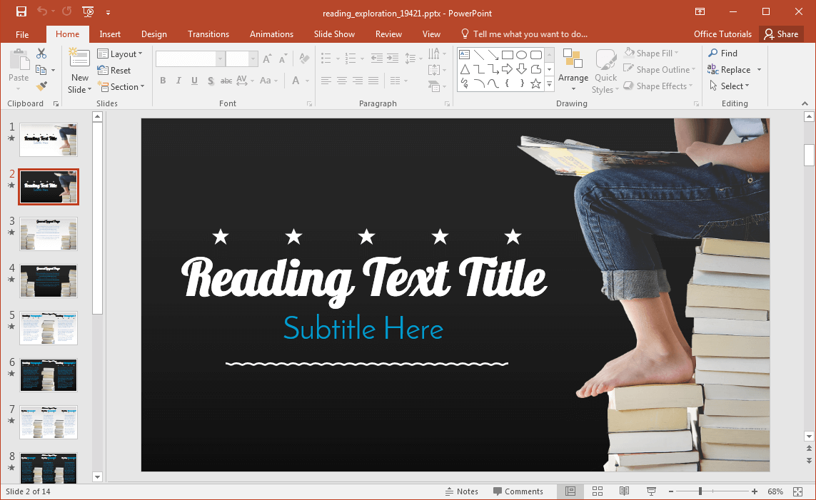 custom template powerpoint choice image - templates example free, Modern powerpoint