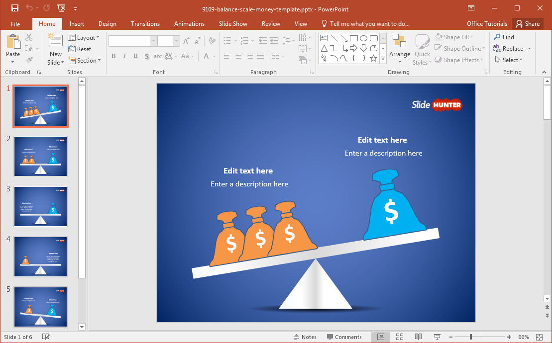 balance-scale-with-money-bags-powerpoint-template